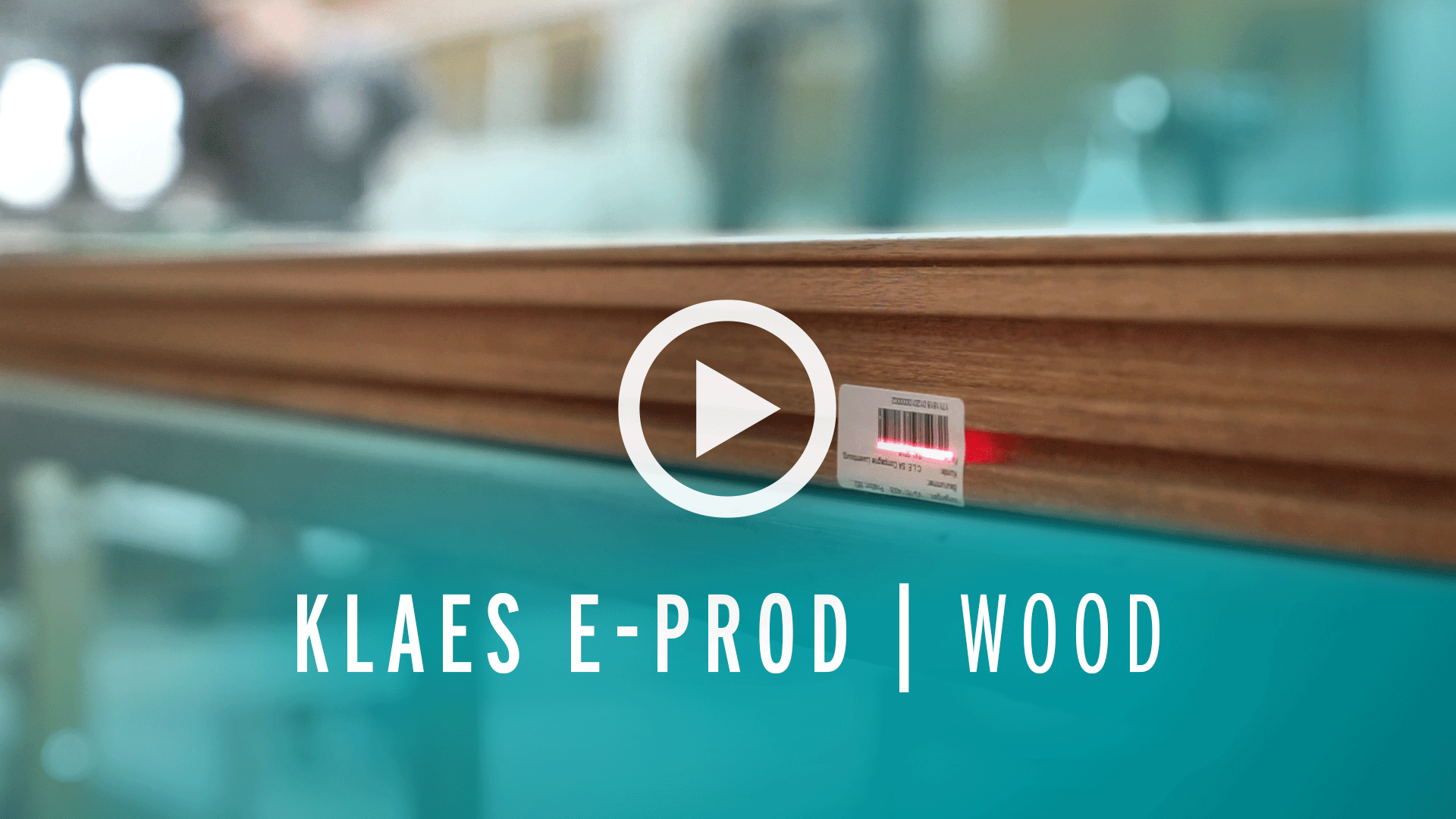 Klaes e-prod - Electronical Production in Window Construction Companies (Wood)