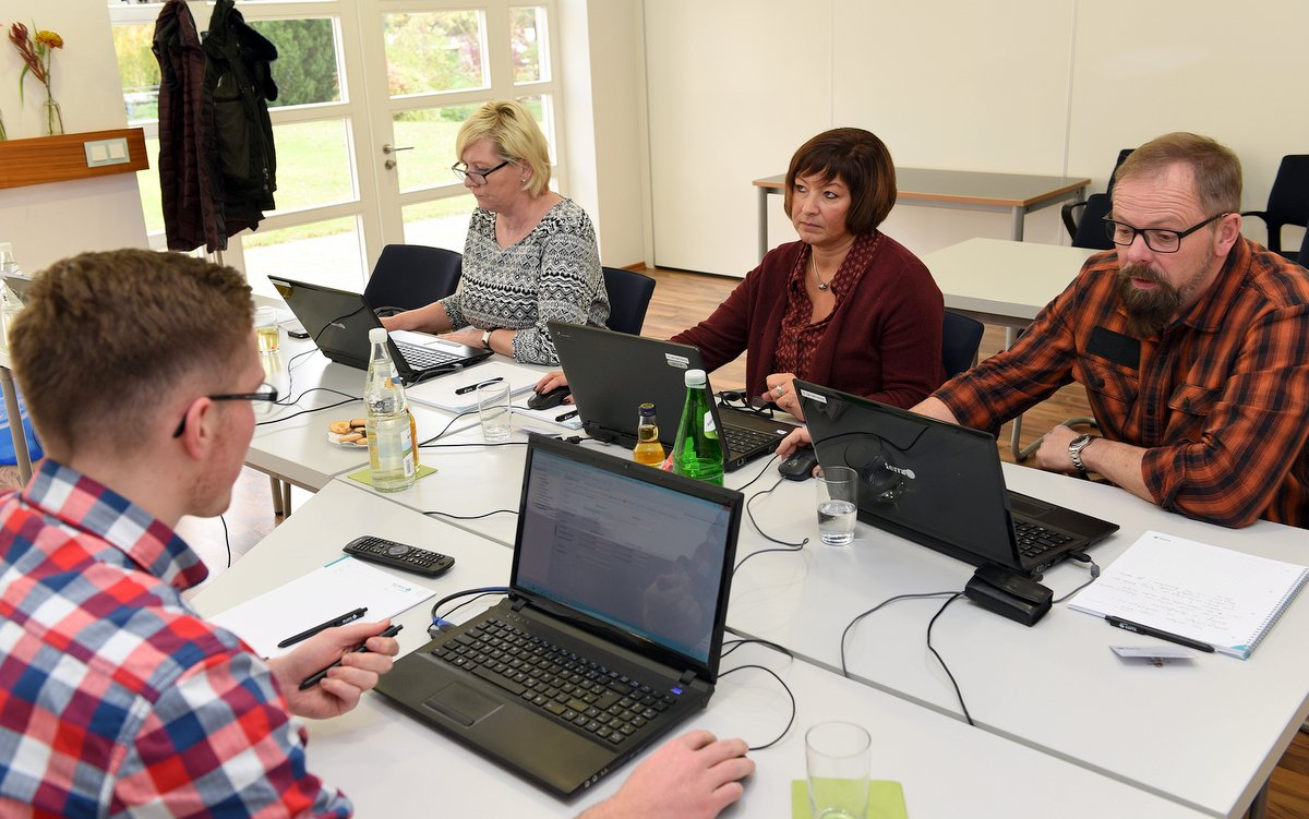 Concentrated learning – during Klaes seminars in Ahrweiler